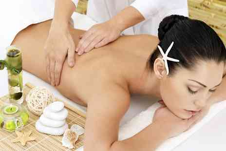 The Little Treatment Company -  Aromatherapy Massage with Consultation - Save 54%