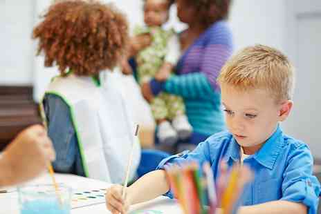 Tomorrow's Leaders Nursery -  One day of nursery for one child - Save 65%