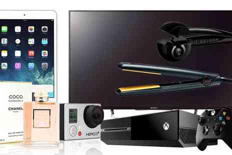 Groupon Goods Global GmbH - Mystery Fragrance or Star Prize Such as Xbox One or iPad Mini - Save 50%