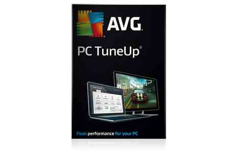Binary Distribution - AVG PC TuneUp 2015 for Three PCs  - Save 60%