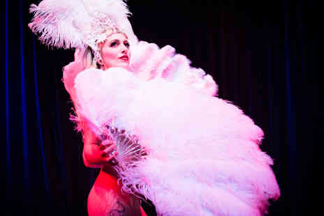Hundred Watt Club - Two tickets to The Hundred Watt Club Live Burlesque Show - Save 50%