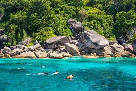 Experience Andamans - Ten night Andaman Islands hopping tour including breakfast, hotel stays and exciting underwater experiences! - Save 0%
