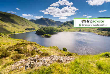 Swinside Inn - Two night Lake District stay for two including a three course dinner and breakfast - Save 52%