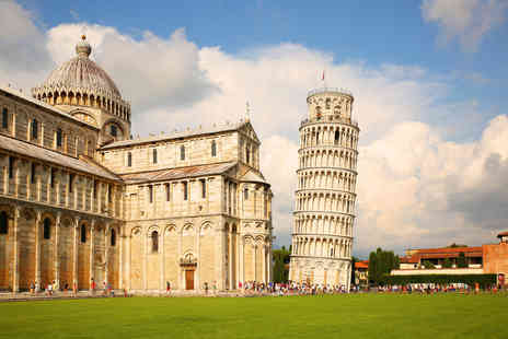 Holiday Desire - Two night stay in Pisa including return flights and accommodation - Save 42%