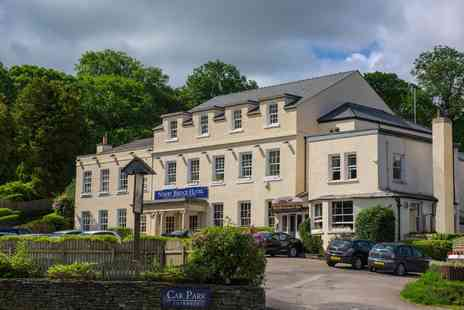 Newby Bridge Hotel -  Two night stay for two including breakfast - Save 52%