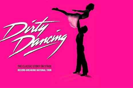 Her Majestys Theatre - One mid stalls ticket to Dirty Dancing on 23 September - 2 October - Save 0%