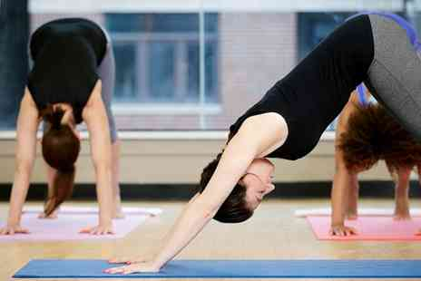 Aspire Active Camps - Six Yoga Classes - Save 60%