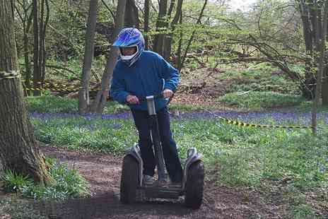 Segway Unleashed - 45 Minute Off Road Segway Challenge - Save 67%