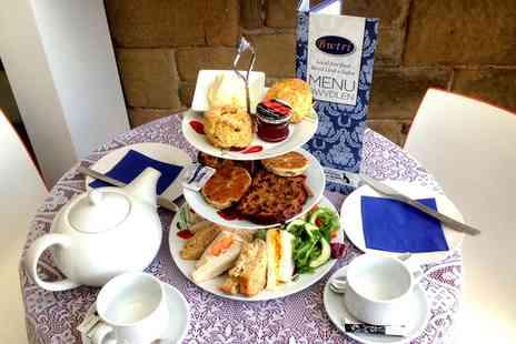 Bwtri Cafe - Traditional Welsh Afternoon Tea for Two - Save 0%