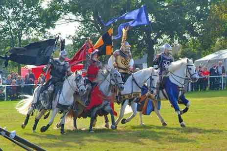 Aztec Events - Robin Hood Game and Country Show on 17-18 October  - Save 53%