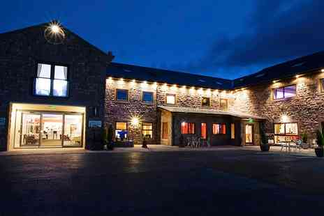 Oak Royal Hotel Golf - One or Two Nights stay For Two With Breakfast, Two Course Dinner and Glass of Prosecco - Save 30%