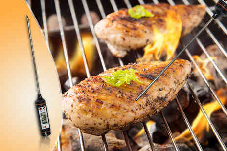 Aven Republic - Wireless meat thermometer - Save 71%