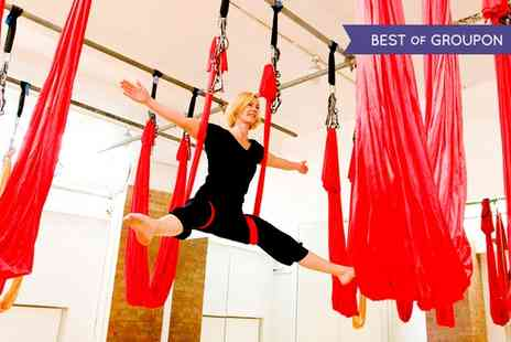 London Dance Academy -  Anti Gravity Yoga or Stretching Sessions - Save 44%