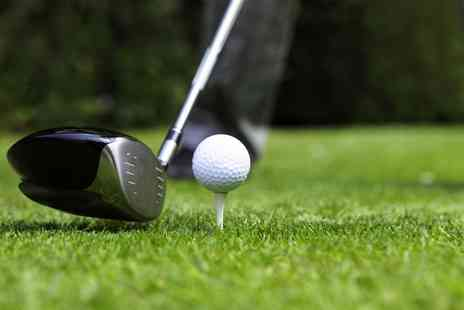 World of Golf - 150 Range Balls and Club Hire - Save 67%