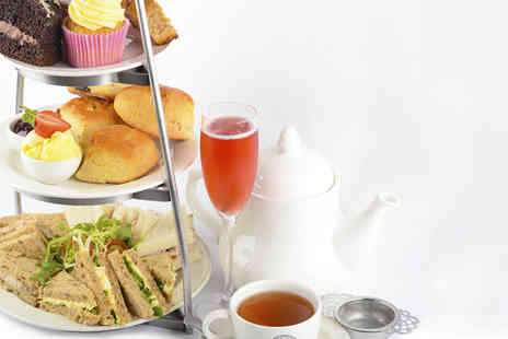 Huffkins - Cotswold Fruits Afternoon Tea for Two   - Save 42%