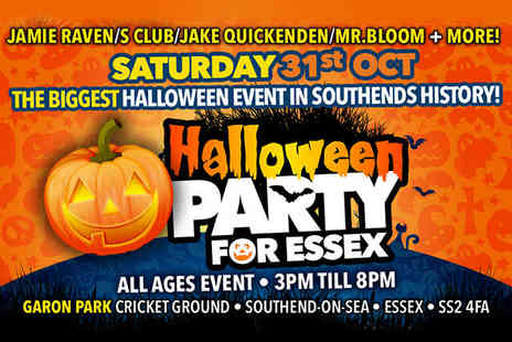 Park Inn - Entry to Halloween Party - Save 27%