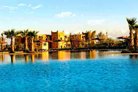 Blue Sea Marrakech Ryads Parc - Two to Nine  or Fourteen Nights stay For two With Breakfast  - Save 0%