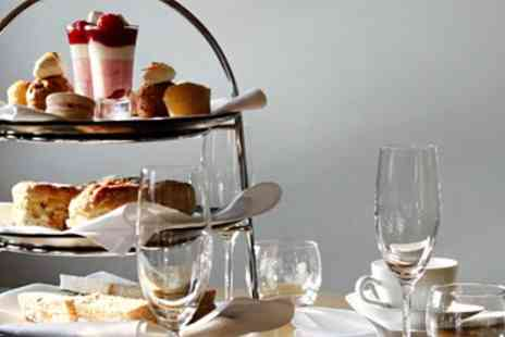 Stoke Mill Fine Dining -  Afternoon Tea and Bubbly for Two at Award Winning Venue - Save 52%