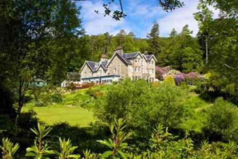 Duisdale Country House -  Glamorous Isle of Skye Stay With Two AA Rosette Dinner - Save 42%