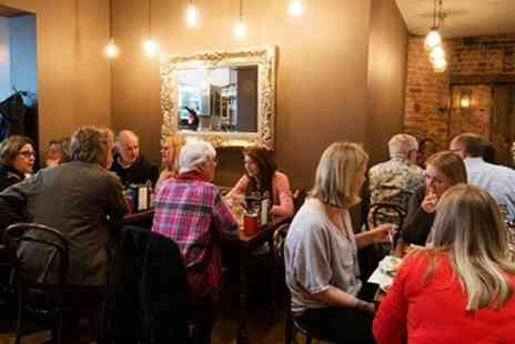 Preston Candover - Full Flavoured Tapas Dinner & Wine for Two - Save 48%