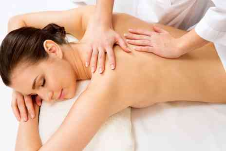 Gym Divas - One hour massage pamper package  - Save 79%