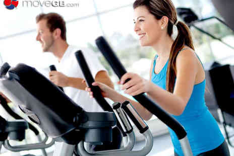MoveGB - Ten Gym Passes - Save 88%