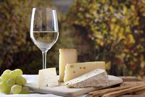 Dickens2 - Wine Tasting Session with Prosecco and Cheese for Two  - Save 43%
