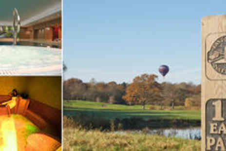 Spabreaks  - High tea and leisure day for one   - Save 0%