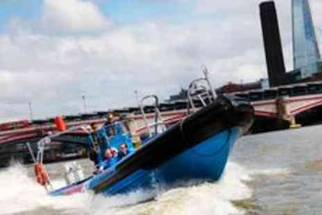 Thamesjet - High speed Thames boat ride for one - Save 0%