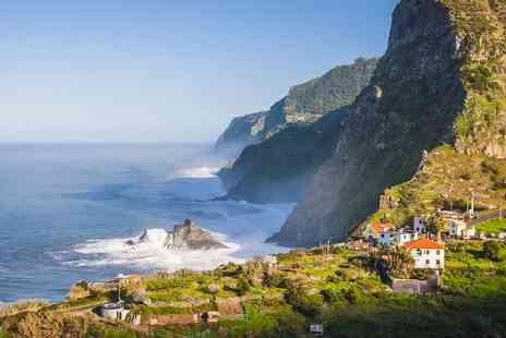 Madeira Round Trip - Explore Madeira during Seven Nights Stay With flights car rental hotels and breakfast - Save 0%