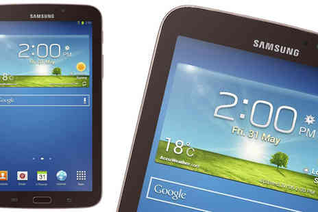 James Martin ent - Samsung Galaxy 3 7 inch  8GB Tablet - Save 59%