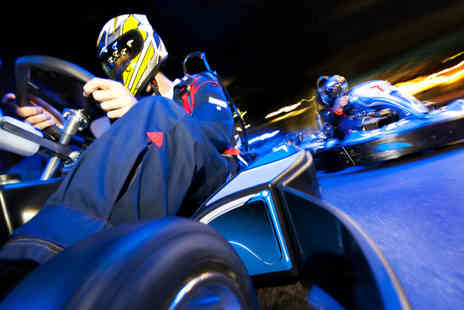Activity Gift Vouchers  - Junior and Family Karting Experience - Save 0%