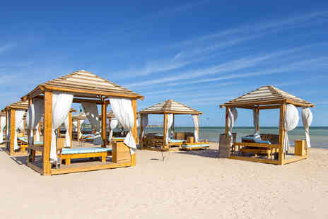 Blue Sea Holidays - Five night all inclusive 5 star Sharm el Sheikh break including flights and city tour  - Save 21%