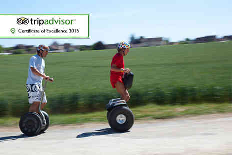 Off Limits -  45 minute segway session for two   - Save 50%