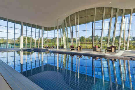 Hilton at St Georges Park - Hilton Spa Day with Treatments, an Aqua Journey and Afternoon Tea for One or Two - Save 39%