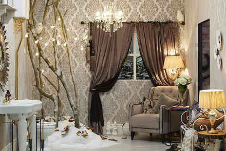 Media 10 Limited - The Ideal Home Show at Christmas London Tickets - Save 50%