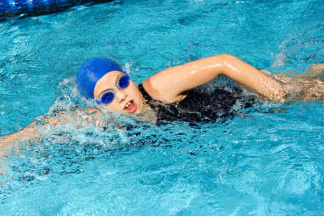MoveGB - Ten Swim Passes - Save 83%