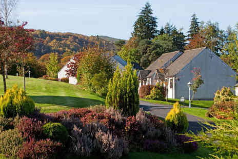 Moness Resort - Two Night Stay for Four in Self Catering Cottage - Save 56%