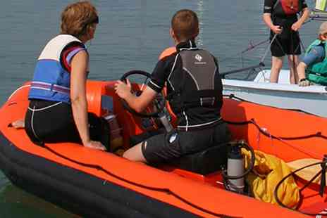 Portsmouth Watersports Centre -  Two Day RYA Level Two Powerboat Course - Save 43%