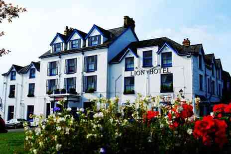 The Lion Hotel - One to Three Nights stay For Two With Breakfast And Wine - Save 24%