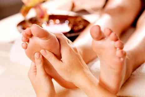 Thorpe Bay Podiatry - Chiropody Footcare Treatment with Optional Foot Massage and Toe Nail Polish  - Save 0%