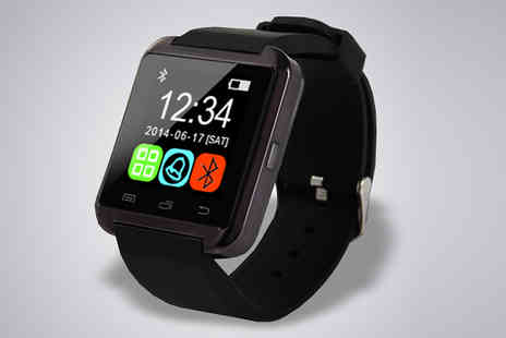 Chimp Electronics - 1.6 Inch Touchscreen Bluetooth Smartphone Watch - Save 65%