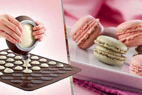 London Exchainstore - Macaron Baking Kit - Save 74%