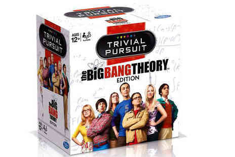 Divinity Fashion - Big Bang Theory Trivial Pursuit Game - Save 60%