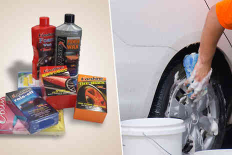karshine - Karshine Enthusiast Car Care Pack - Save 37%