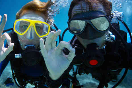 Divebunker - Two hour scuba lesson  - Save 73%
