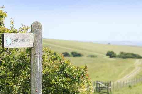 The Angel Inn  - One or Two Night walking stay with breakfast walking maps  - Save 41%