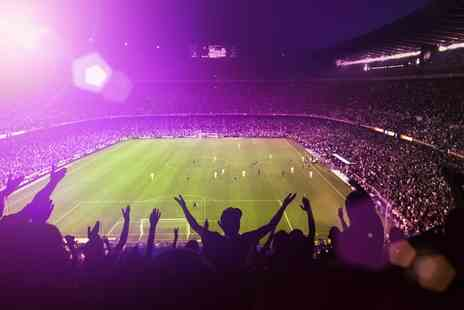 Champions League in Spain -  One Night in Barcelona or Madrid with football ticket and hotel stay including - Save 0%