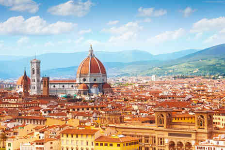 Jetline Holidays - Two, Three or Four Night Florence Getaway with Breakfast and Flights - Save 45%