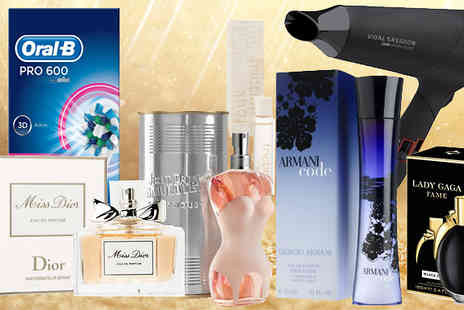 clear chemist - Mystery Fragrance and Beauty Box  Dior, Armani, Jean Paul Gaultier and More - Save 89%